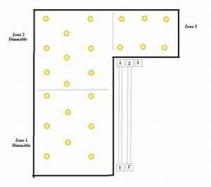 Repartition Spot Led Plafond : question diverses installation led ~ Melissatoandfro.com Idées de Décoration