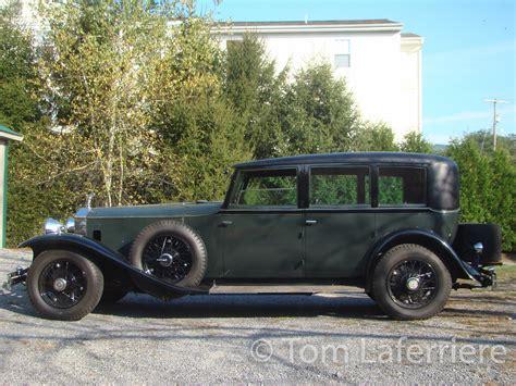 When Was Rolls Royce Founded by 1932 Rolls Royce Phantom Ii Laferriere Classic Cars
