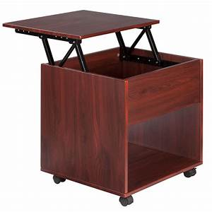 lift top end table With lift top coffee table and end tables