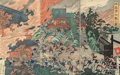 Japanese Japan Wallpapers Asian Paintings Wallpapersafari Imperial