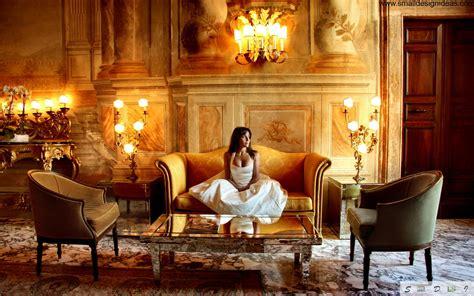 Barocco Bedroom Furniture by Rococo Interior Design Style
