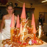 figurine montee mariage photo montee originale chateau prince princesse royale r 234 ve gateau mariage figurine mari 233
