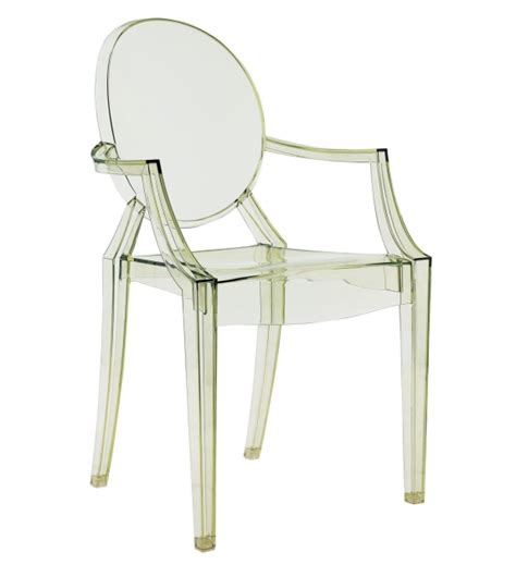 chaise kartel louis ghost chaise kartell milia shop