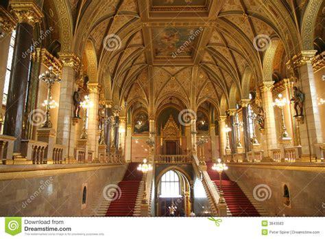 Hungarian Parliament Interior Stock Photos - Image: 3843583