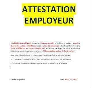 modele attestation de stage word attestation employeur exemples de mod 232 les en word doc
