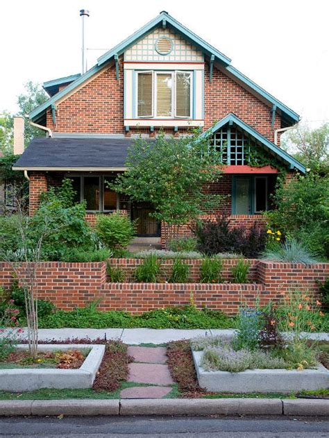 exterior paint colors with brick better homes gardens