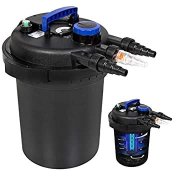 Amazon.com : Fish Mate 1000G-Bio Gravity Bio Pond Filter