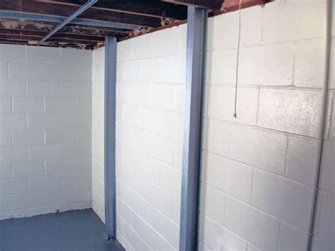 Foundation Wall Repair In Ann Arbor, Warren, Traverse City