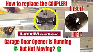 Adjusting My Liftmaster Garage Door Opener