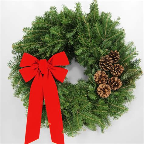 wreaths and trees fresh maine balsam from wreath