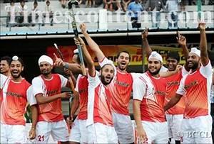 Punjab Hockey team, Sports Photo, Players of Punjab Hockey ...