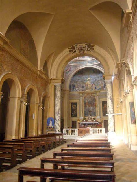santa pudenziana rome historic church building  architect