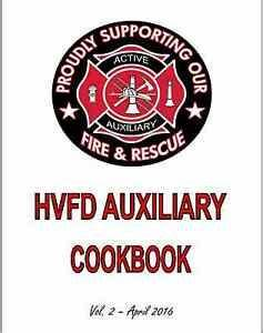 Holcomb Vol. Fire Dept. Auxiliary Cookbook | eBay