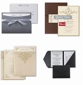 Pocket wedding invitations invitations pocket style diy for Order pocket wedding invitations online