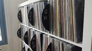 Bac A Vinyl : comment ranger ses vinyles meuble vinyle ranger ses vinyles bacs caisses ~ Teatrodelosmanantiales.com Idées de Décoration