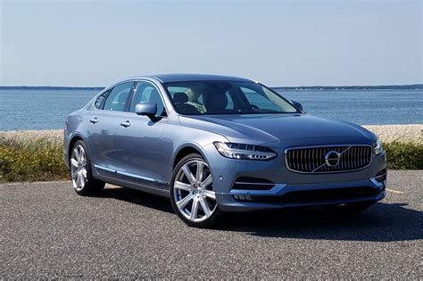 Review Volvo S90 by 2017 Volvo S90 Review