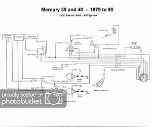 1987 Mercury 35 Hp Wiring Diagram Page  1