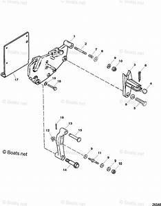 31 Mercruiser Shift Cable Adjustment Diagram