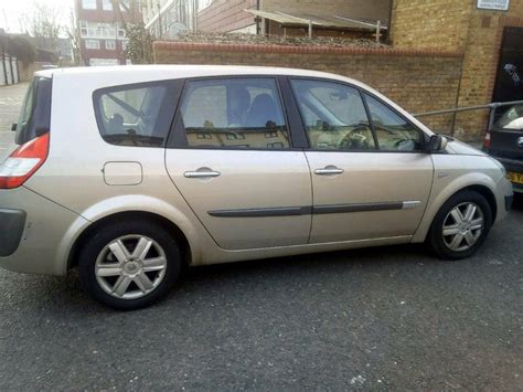 Renault Grand Scenic Automatic 7 Seaters With Low Mileage