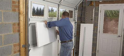 Install Garage Insulation