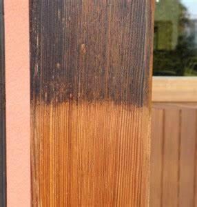 Holzfassade Welches Holz : holz aufhellen lasur w rmed mmung der w nde malerei ~ Yasmunasinghe.com Haus und Dekorationen