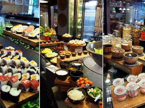 restaurants  bali sunday brunch champagne buffets