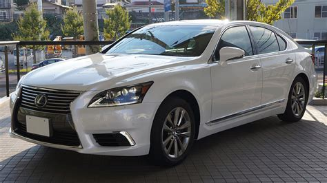 Lexus Ls (xf40)