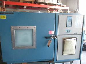Thermotron S5 5c Environmental Test Temperature Chamber