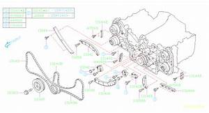 2018 Subaru Outback Chain-timing  Engine  Cooling  Camshaft  Belt