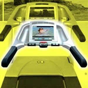 Tapis de course avec ecran tv couleur cmt14 multiform for Tapis de course avec tv