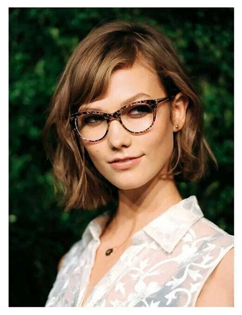 Karlie Kloss Cool Glasses People Pinterest Cute