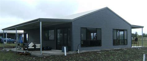 portal frame house modular steel kit homes