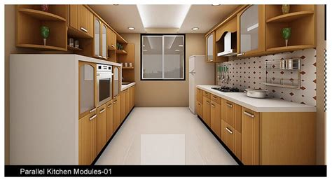 kitchen cabinets india parallel kitchen design india search kitchen 6274