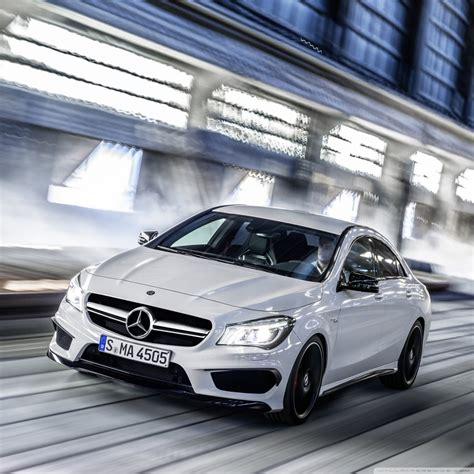 2014 Mercedes Benz Cla45 Amg Speed 4k Hd Desktop Wallpaper