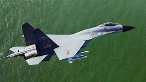 China Air Force's J-11B Fighter Equipped With China-Made ...