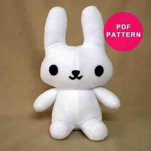Stuffed Animal Pattern Bunny | www.pixshark.com - Images ...