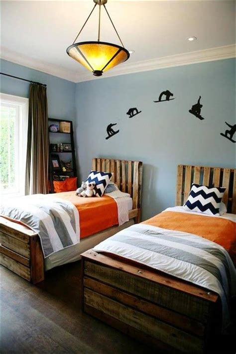 headboards for bed 42 diy recycled pallet bed frame designs