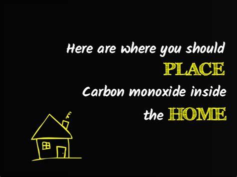 The Carbon Monoxide Detector Placement Guide