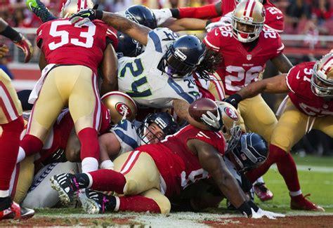 full game highlights marshawn lynch seahawks dominate