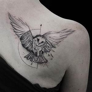 Tatouage Chouette Signification : tatuajes de b hos y lechuzas significados e ideas para ~ Melissatoandfro.com Idées de Décoration