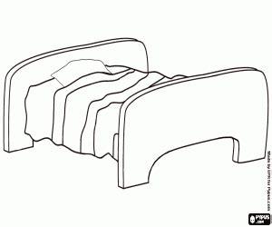 couvre canapé 3 places coloriage maison à imprimer 2