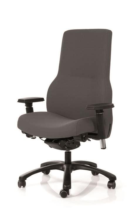 fauteuil pour personne forte fauteuil de bureau pour personne de forte corpulence ruck xl tissu