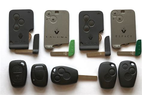 Renault Car Keys , Renault Key Cards & Remotes Nottingham