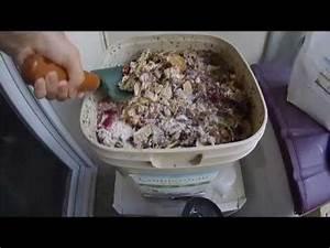 Composteur D Appartement : linou fait son compostage d 39 appartement youtube ~ Preciouscoupons.com Idées de Décoration