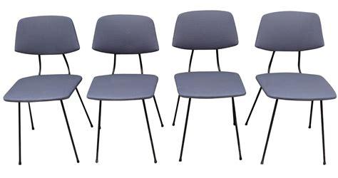 chaises ées 50 4 chaises rudolf wolf gris souris ées 50 furniture
