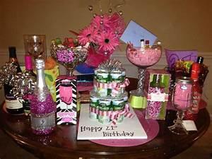 21st Birthday Ideas For Girls   www.imgkid.com - The Image ...