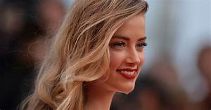 Amber Heard has world's most beautiful face - according to ...