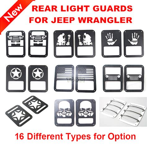 Jeep Jk Tail Light Cover by Popular Jeep Wrangler Tail Light Covers Buy Cheap Jeep