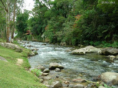 Riacho em Mauá Papel de Parede no Baixaki