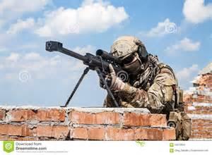 Army Ranger Sniper Rifle